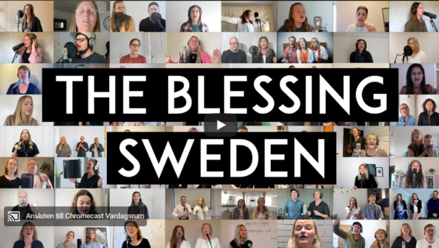 The blessing Sweden